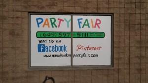 Facebook Party Fair in Manahawkin