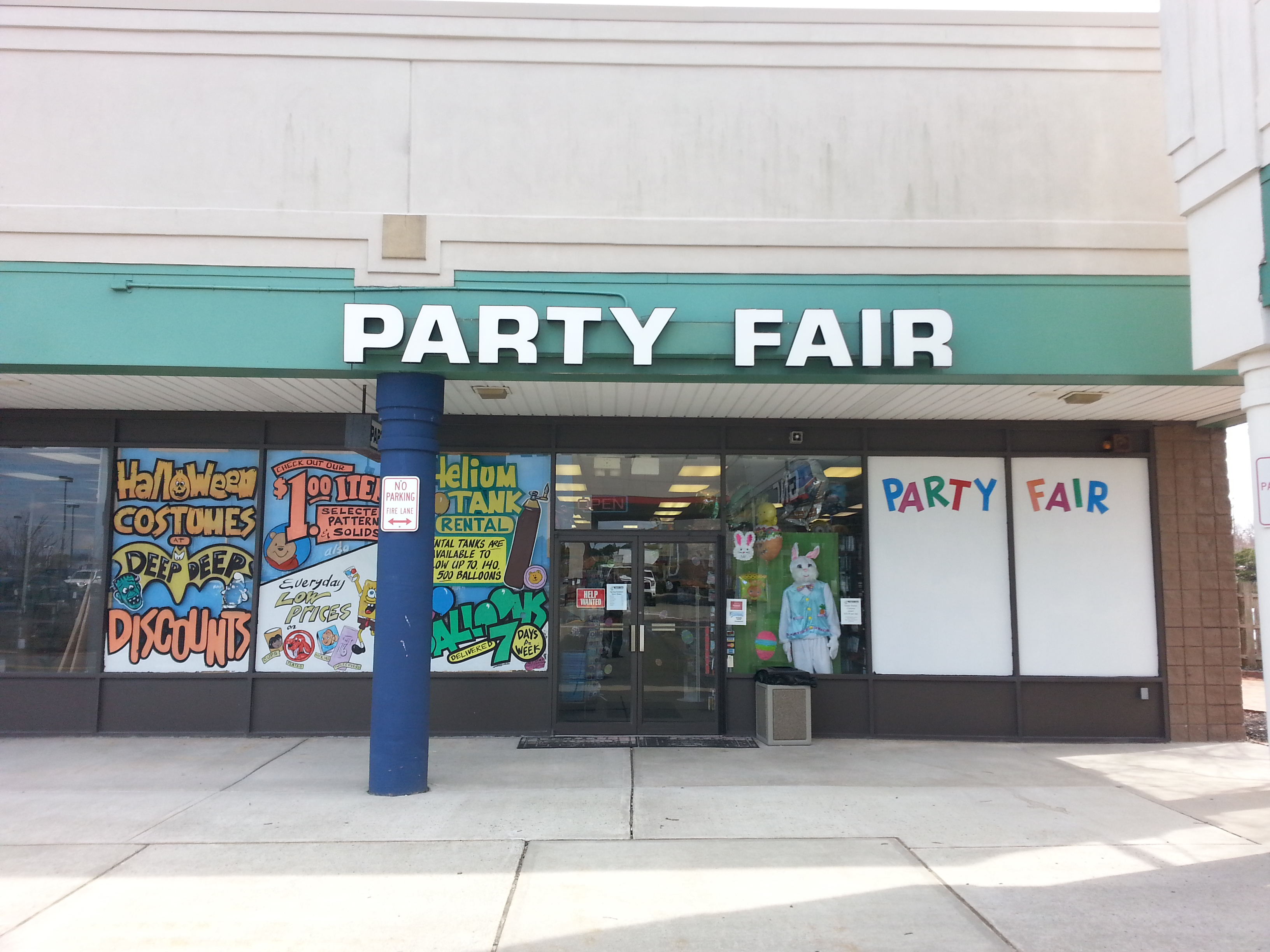 Party Fair Stafford Square Mall