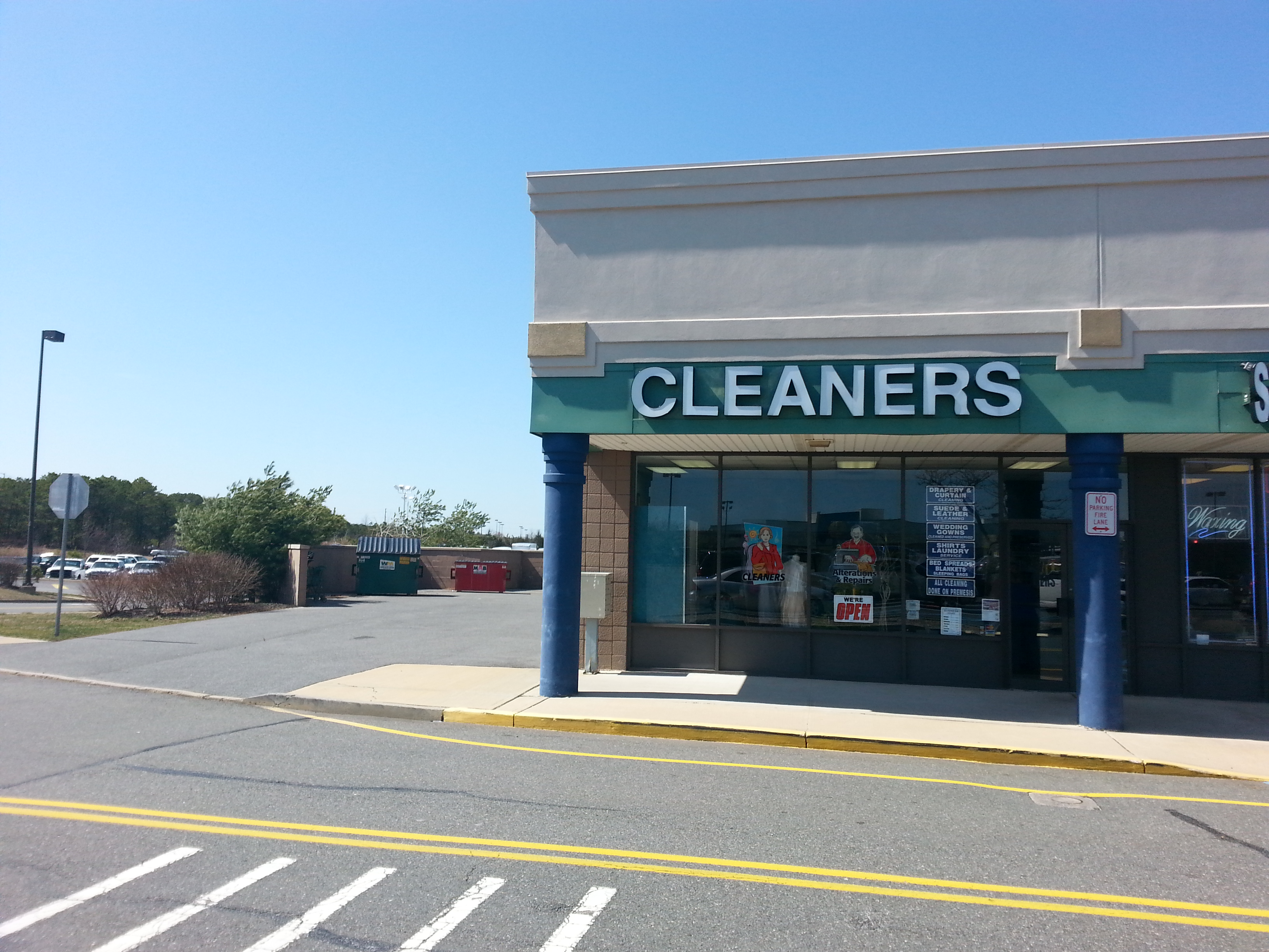 Stafford Dry Cleaners